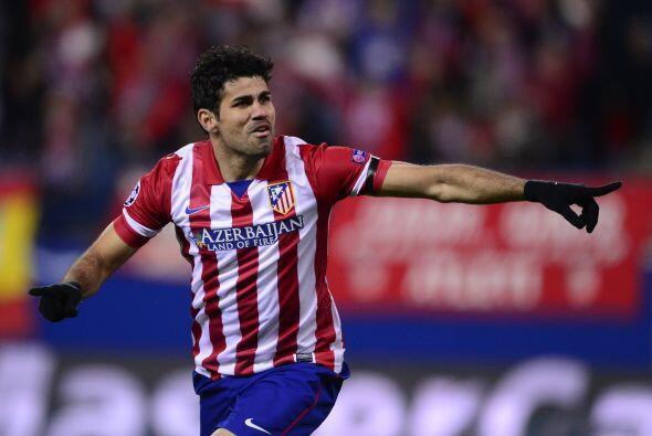 LO MEJOR - El doblete de Diego Costa:   El delantero hispano-brasileño l...