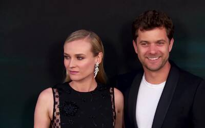 Joshua Jackson y Diane Kruger se separan tras 10 años