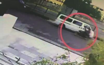 Una conductora escolar muere baleada por accidente ante la mirada de los...