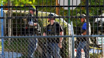 Reportan tiroteo en Centro Médico Naval de San Diego