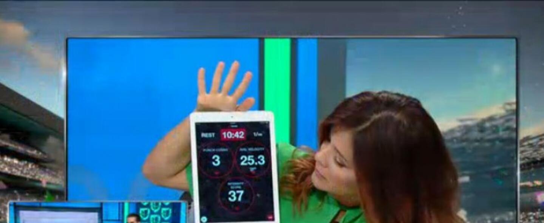 RD-Tech: el nuevo dispositivo que le hubiera ayudado a Chávez Jr. a gana...