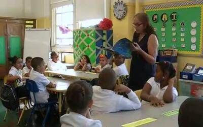 Escuelas de Nueva York están entren las más segregadas racialmente en el...