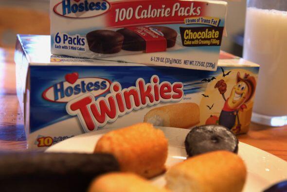 """18. ADI""""S A LOS TWINKIES- El fabricante de los pastelillos Twinkies, Hos..."""
