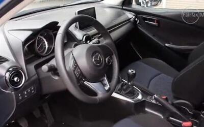 Así será el interior del nuevo Mazda2.