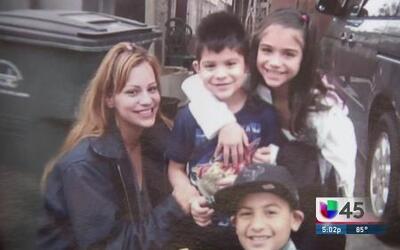 Asesinada por su novio frente a sus hijos