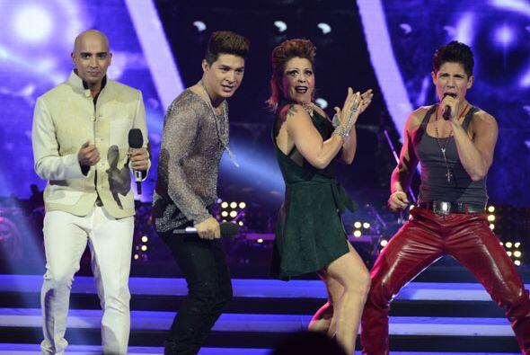 Danny Montejo, José Palacio y Fer Corona disfrutaron su momento con la G...