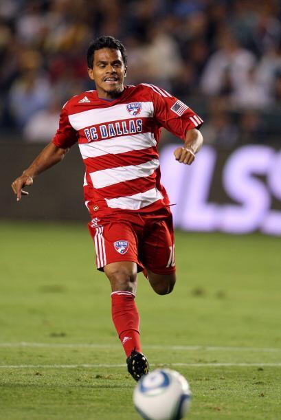El colombiano Ferreira es la estrella del club texano. Su creatividad en...