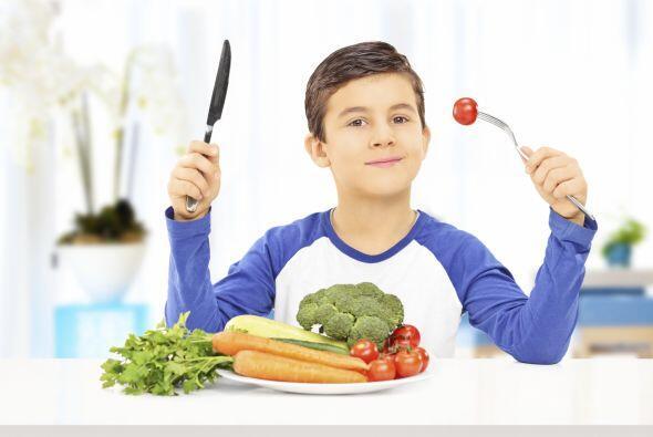 La buena alimentación es el secreto de la inteligencia en los ni&...