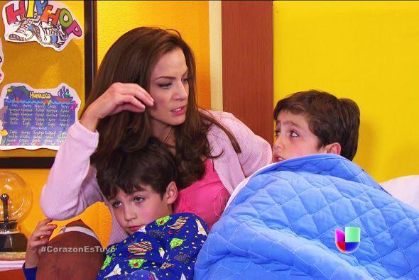 Ya verán que con los polvos mágicos de Ana dormirán como unos bebés y la...
