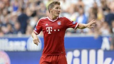 El volante del Bayern Munich superó en la votación a algunos de sus comp...