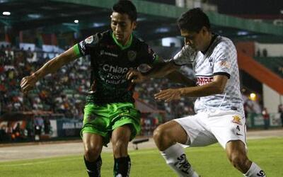 Monterrey empató 1 - 1 ante Chiapas en la Liga MX