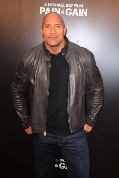 "Dwayne Johnson ha salido en la franquicia de ""The Fast and the Furious""..."