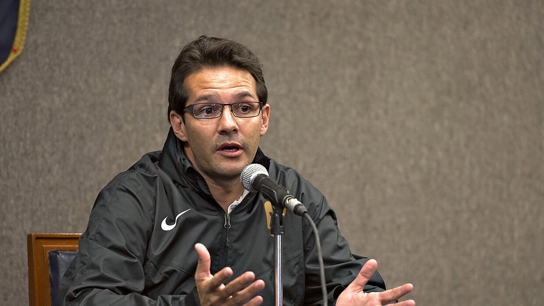Antonio Sancho afirma que Pumas está completo para el Apertura 2015 2014...