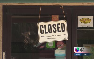 """Decenas de negocios en San Antonio se suman al movimiento """"Un Día Sin In..."""