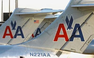 """American Airlines se describía a sí misma como """"algo especial en el aire..."""