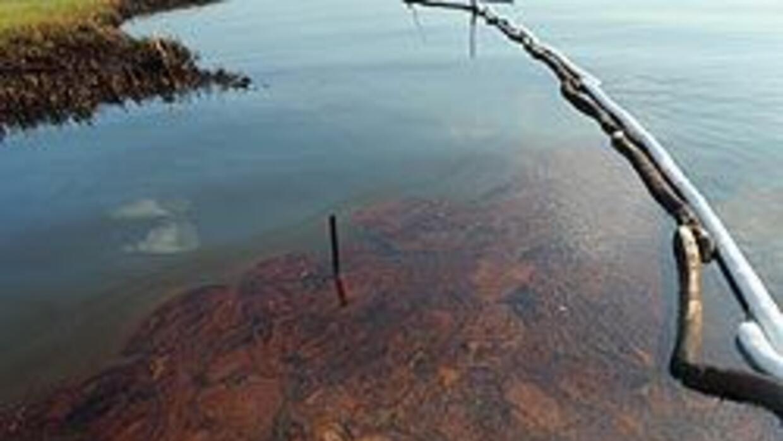 Más evidencia del derrame en el Golfo llega a las costas de Florida ca22...
