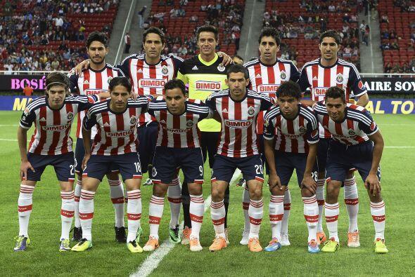 En apenas cinco jornadas que van del Clausura 2014, ya hay varios equipo...