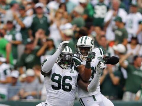 Los Jets consiguieron una inesperada victoria ante los Tampa Bay Buccane...