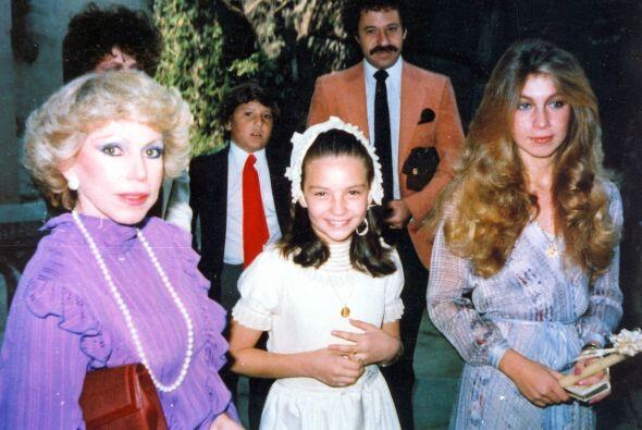 Sin duda una de las personas más importantes en la vida de la actriz fue...