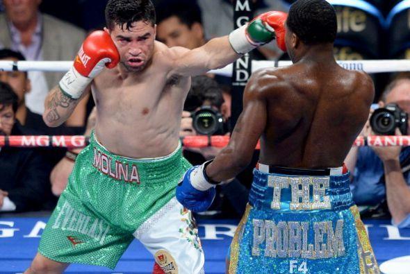 Molina no tuvo el suficiente boxeo y condición física para poner en peli...