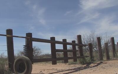 La Reservación Indígena Tohono O'odham rechaza la construcción del muro...