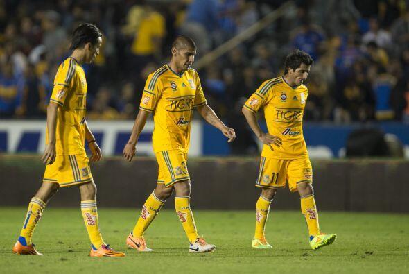 Tigres ha arrancado con el pie izquierdo el Clausura 2014, 3-0 cayó con...