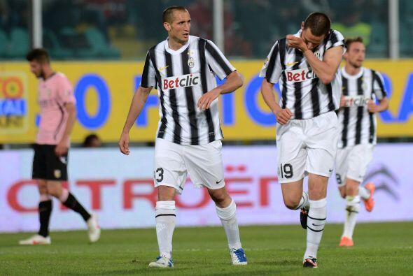 Pero en la segunda mitad, la 'Vecchia Signora' sacó diferencias.