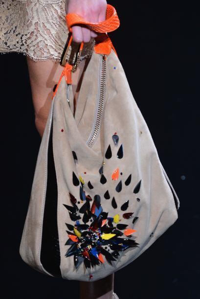 Busca uno de texturas ricas, como este modelo de gamuza de la colección...