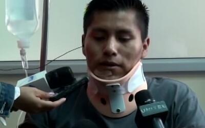 """Sobreviviente del avión LaMia: """"Creí que seguían vivos y un día después..."""