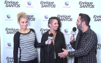 Raquel Sofia en los Latin Grammy 2015
