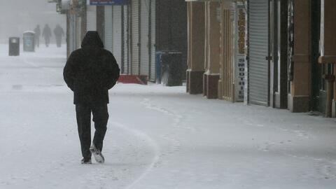Paterson y otras ciudades de Nueva Jersey esperan entre 8 y 10 pulgadas...
