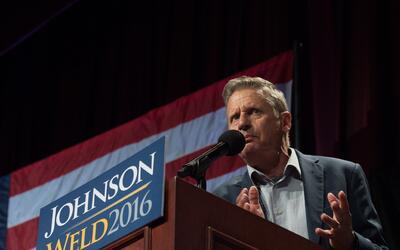 Gary Johnson está demostrando que su fuerte no es la política exterior