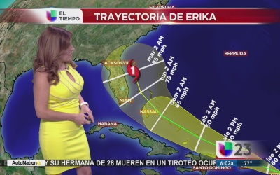 Tormenta tropical Erika
