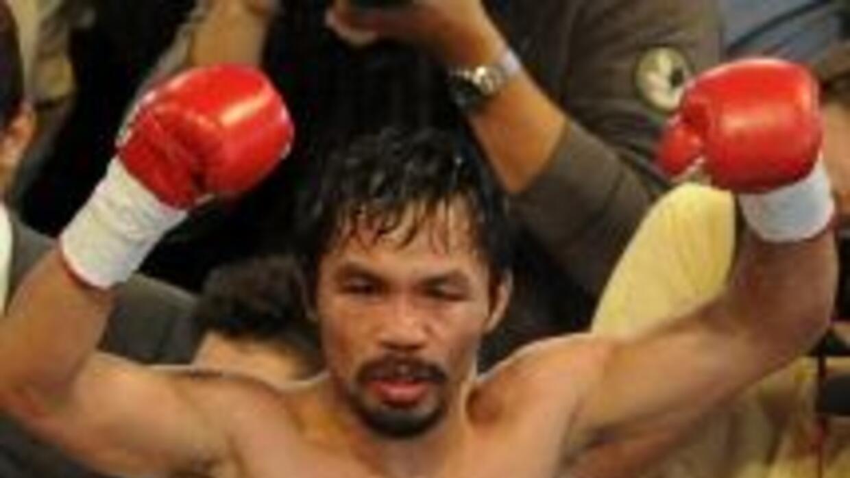 Manny Pacquiao podría ser despojado del cinturón super welter
