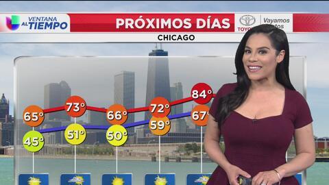Chicago y sus alrededores tendrán condiciones soleadas