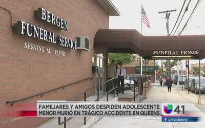 Comunidad da último adiós a niña hispana atropellada