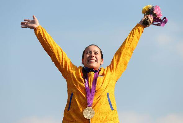 Mariana Pajón: La colombiana ganó el ciclismo BMX en los Juegos Olímpico...