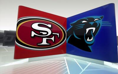Semana 2 Highlights: San Francisco 49ers vs. Carolina Panthers