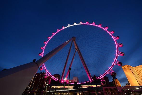 Los turistas de Las Vegas disfrutarán de una atracción que...