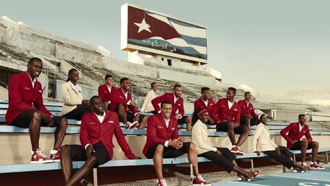 Así lucirán los atletas de la delegación cubana en las galas de los Jueg...