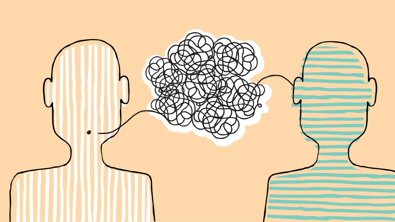 Hay personas que recuperan el habla normal de manera paulatina o a travé...