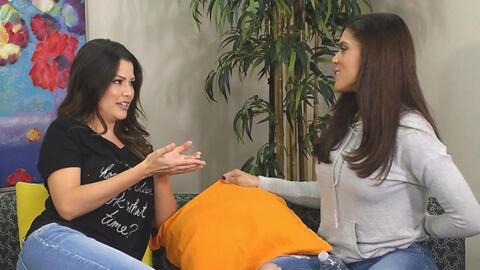 #LasManas: Francisca le recordó a Ana Patricia cómo lucía con 15 lbs men...