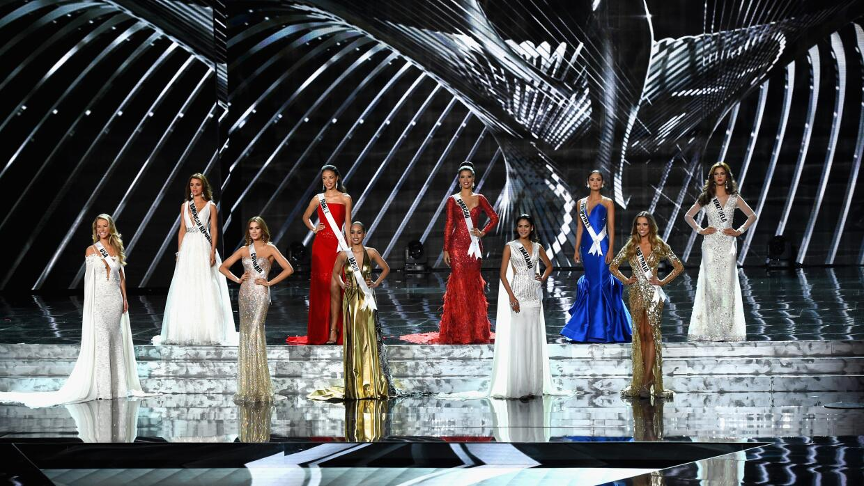 Top Ten Seleccionadas para Miss Universo 2015