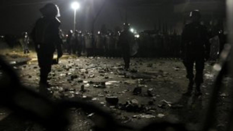La fuga y masacre en el penal de Apodaca, Nuevo León, destapó una cloaca...