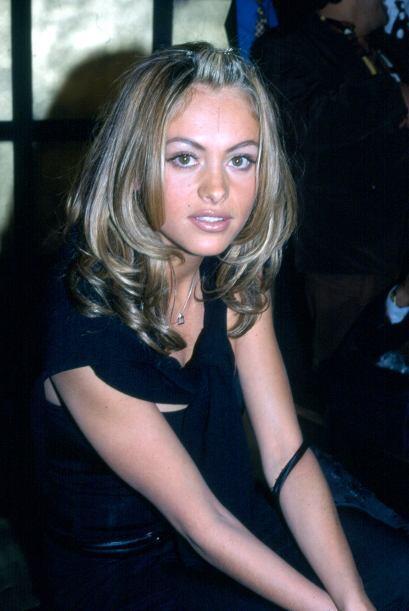En 1996, Paulina quería imponer su propio estilo.