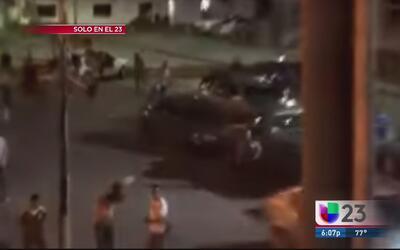 La Toma de Venezuela deja a un policía sin vida en Miranda, Venezuela