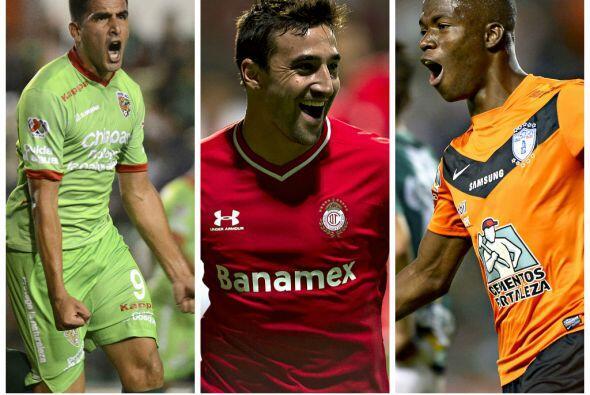 Jugadores como Enne Valencia y Lucas Viatri, dejarán el fútbol mexicano...