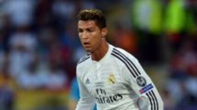 Cristiano Ronaldo marcó las dos anotaciones de su equipo ante Sevilla.