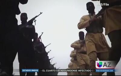 Presidente anuncia plan de ataque contra ISIS