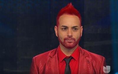 Kevin Kevin, un bohemio tropical con actitud y cabello colorao